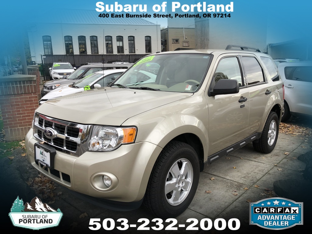Pre owned 2012 ford escape xlt