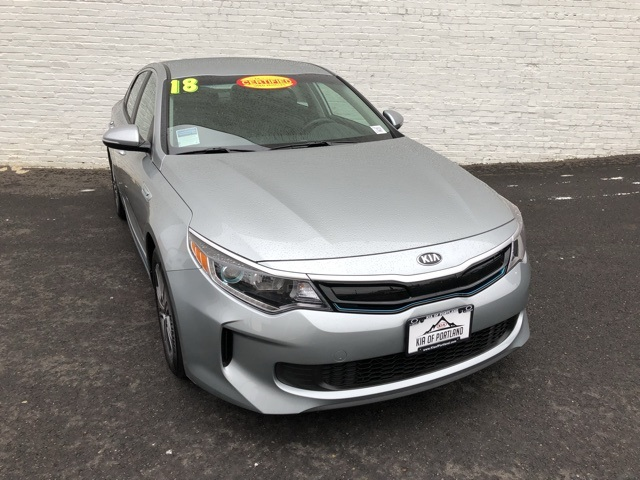 Certified Pre-Owned 2018 Kia Optima Plug-In Hybrid EX