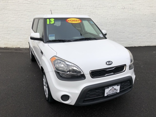 Certified Pre-Owned 2013 Kia Soul Plus