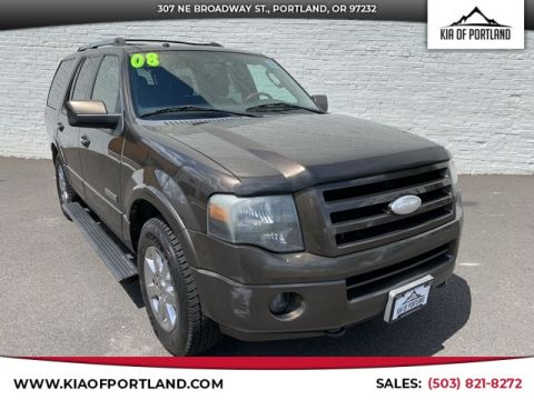 Pre-Owned 2008 Ford Expedition Limited