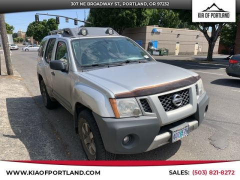Pre-Owned 2011 Nissan Xterra PRO