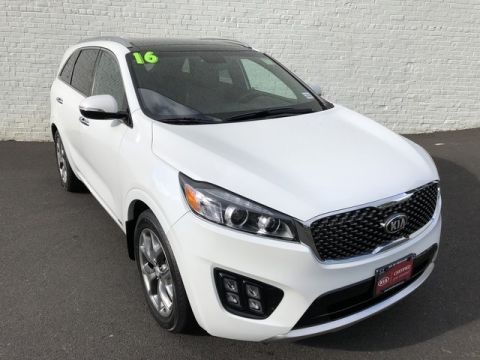 Certified Pre-Owned 2016 Kia Sorento SXL AWD
