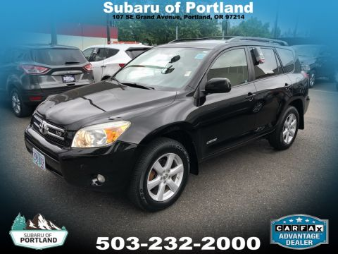 Pre-Owned 2007 Toyota RAV4 Limited